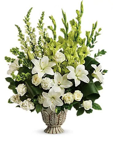 Same-Day Sympathy & Funeral Flower Delivery to Feeney Hornak Funeral Home