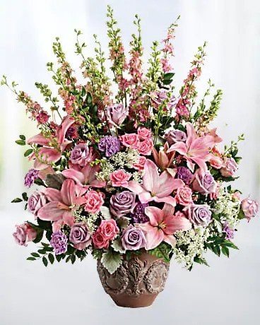 Same-Day Sympathy & Funeral Flower Delivery to G.H. Herrmann Funeral Home