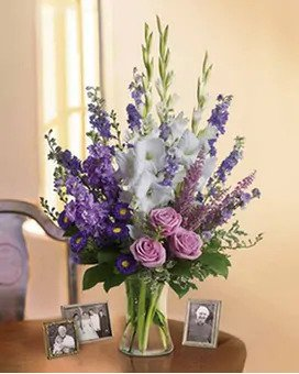 Same-Day Sympathy & Funeral Flower Delivery to Little & Sons Funeral Home
