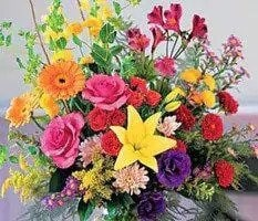 Best Selling Flower Arrangements in Ziosnville, Indiana