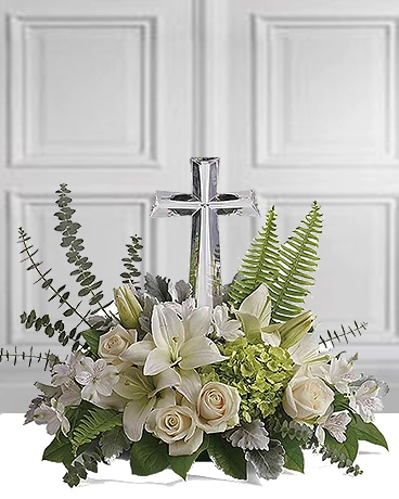 Life's Glory Sympathy Arrangement