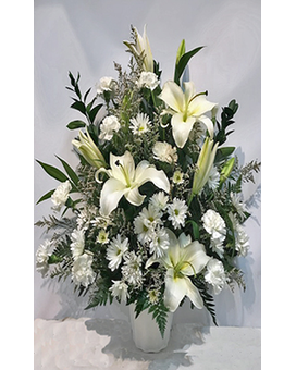 Moonlight Garden Sympathy Design Sympathy Arrangement