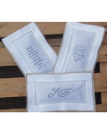 Lavender Scented Sachet Gifts