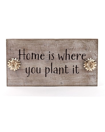 Home Is Where You Plant It Custom product