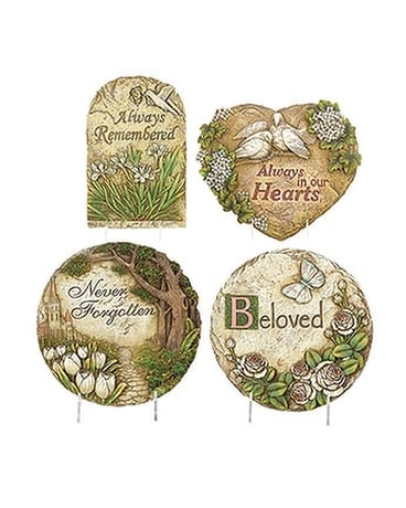 Sympathy Stepping Stones Gifts