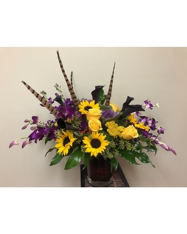 Sunflower Fantasy Flower Arrangement