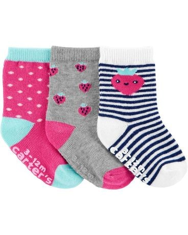 Baby Girl Crew Socks Gifts