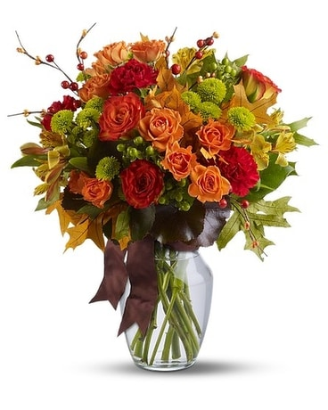 Greensboro florist free same day delivery by send your love flower natures wonder flower arrangement mightylinksfo