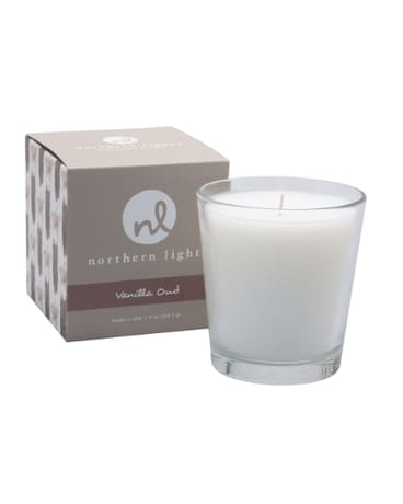 Vanilla Oud Candle