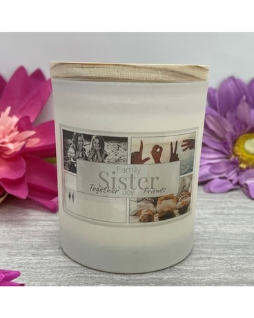 Sister Natural Soy Wax Candle Gifts