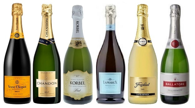 Champagne (Delivery or Bexley p/up only)