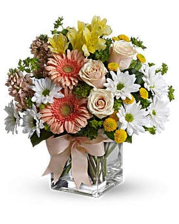 Teleflora's Walk in the Country Bouquet Flower Arrangement