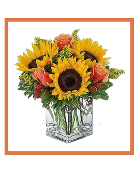 Sicilian Sun Bouquet Flower Arrangement
