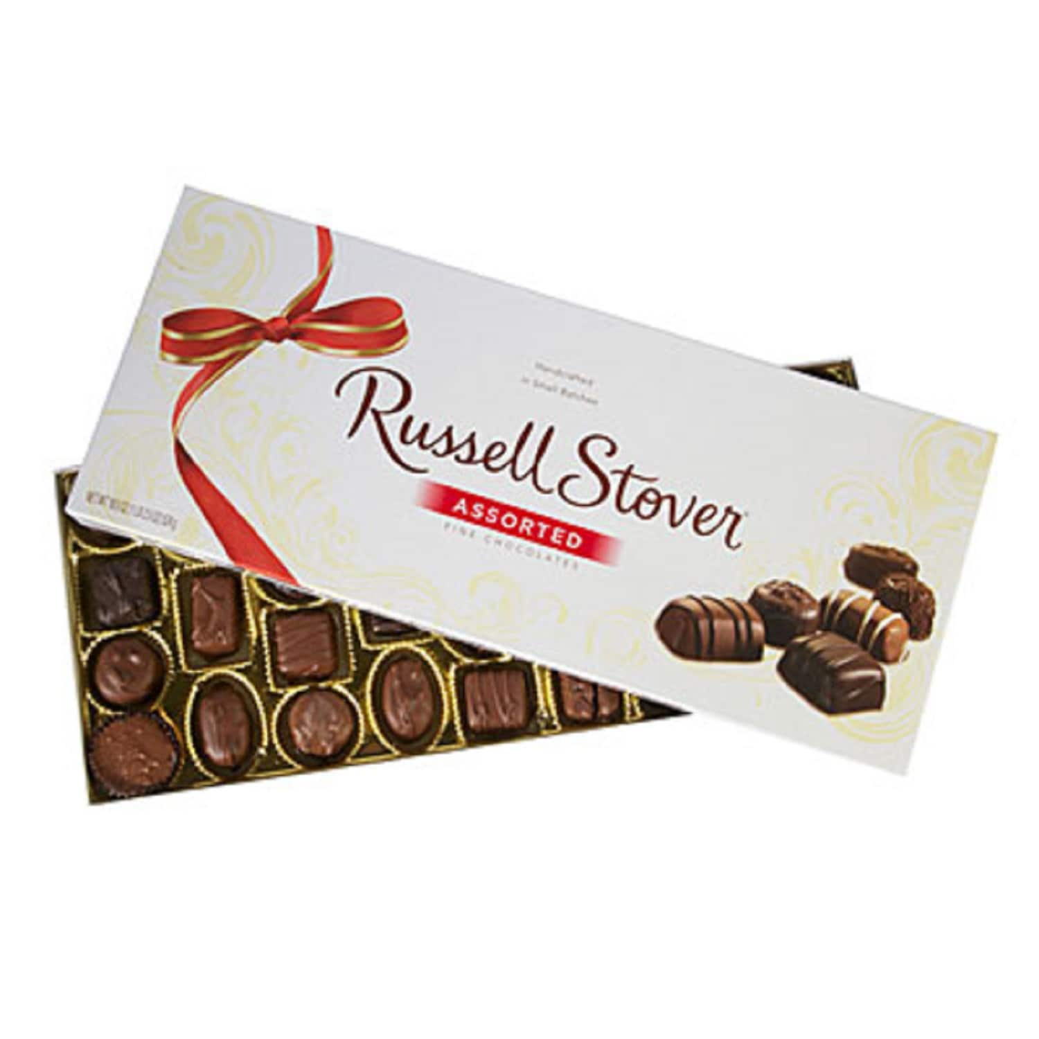 Russell Stover Chocolate Box