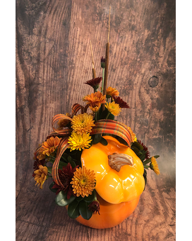 Pumpkin Arrangement Custom product