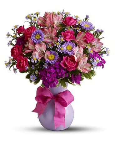 Teleflora's Simply Irresistible Flower Arrangement