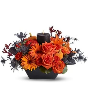 Spooky Spell Flower Arrangement