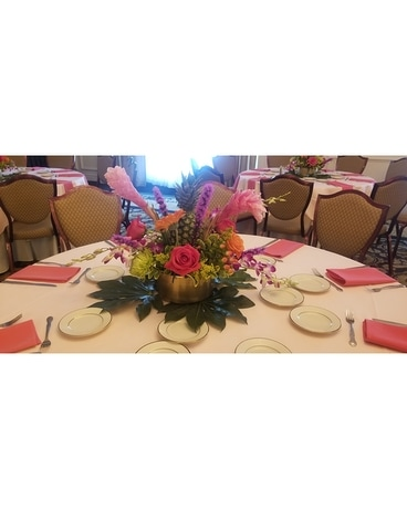 Paris Flower Arrangement