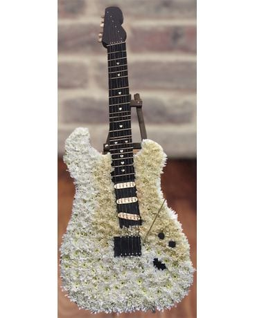 Stratocaster Flower Arrangement
