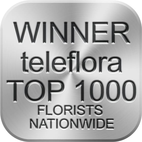 Winner Teleflora's Top 1000 Florist Nationwide
