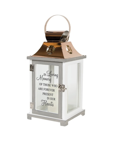 Memorial Lantern - In Loving Memory Gifts