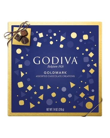 Medium Godiva Chocolates Flower Arrangement