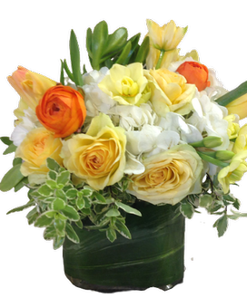 Pick Me Up Flower Arrangement