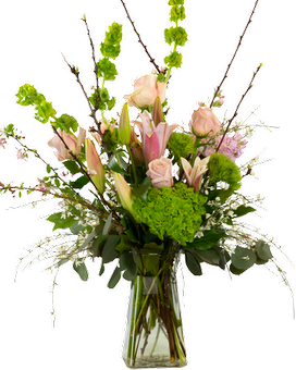 Fume Blanc Flower Arrangement