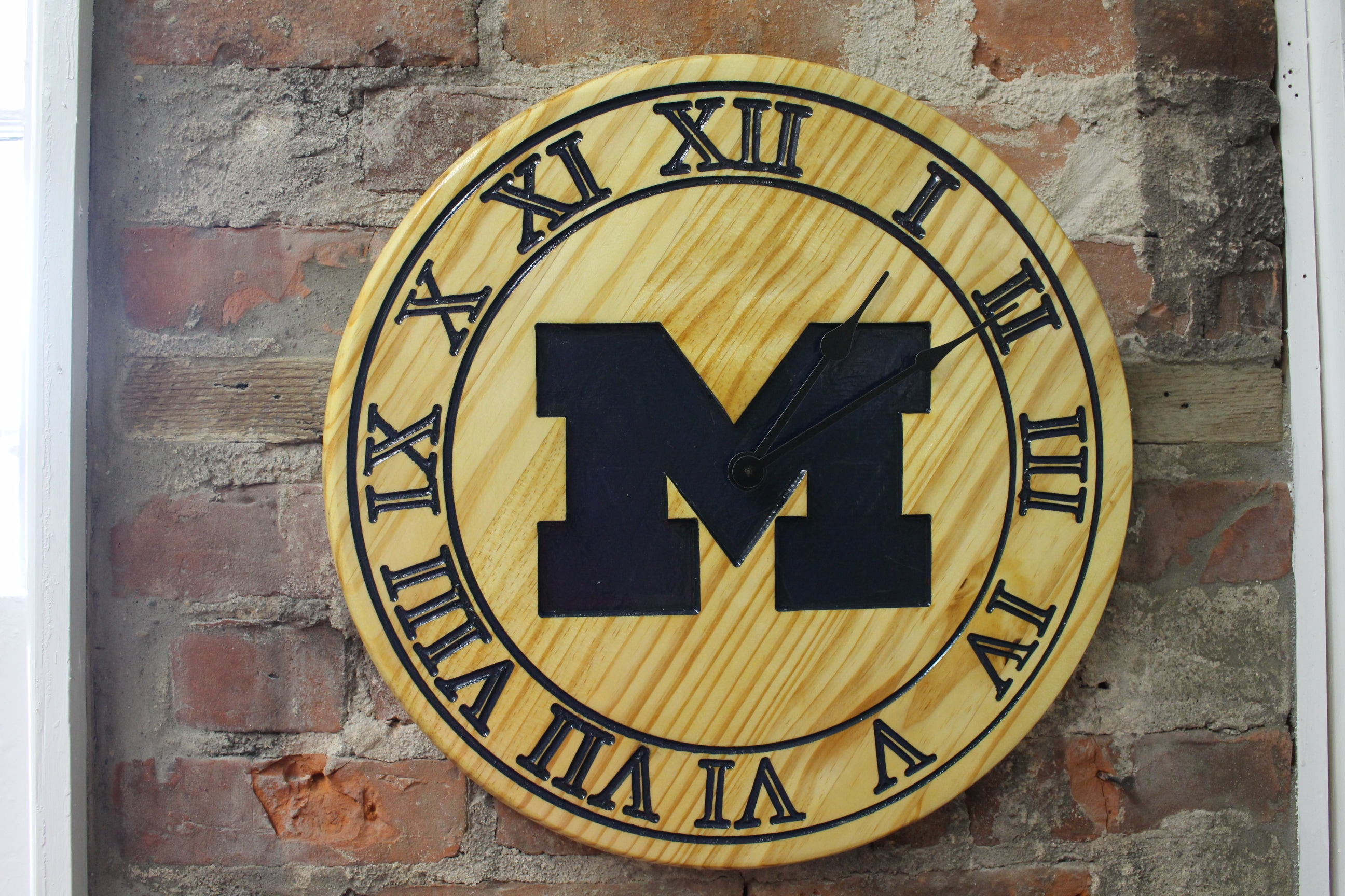 University of Michigan Clock Custom product
