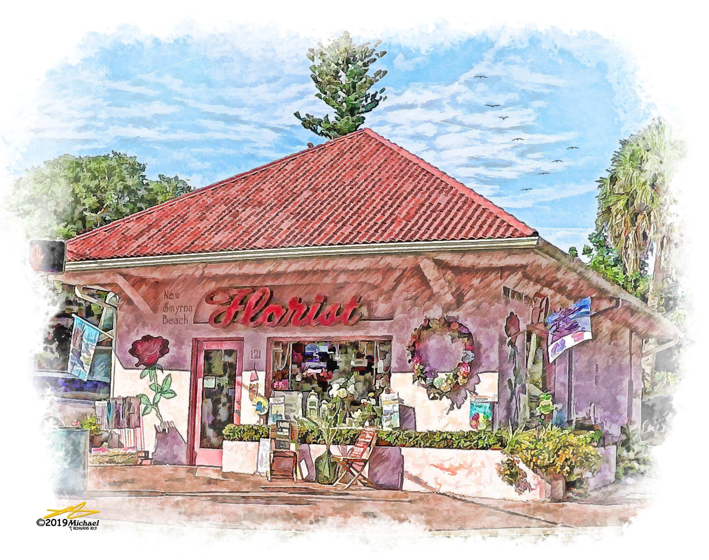 About New Smyrna Beach Florist - New Smyrna Beach, FL Florist