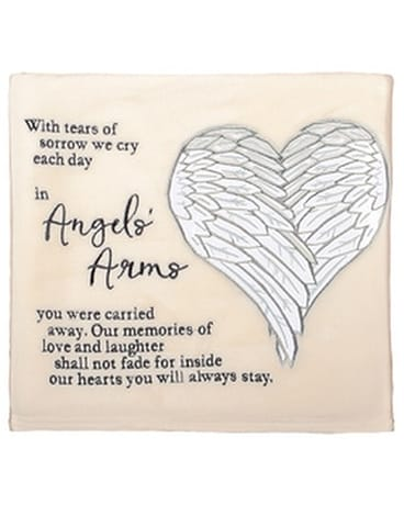 Angel Arms Keepsake Blanket Gifts