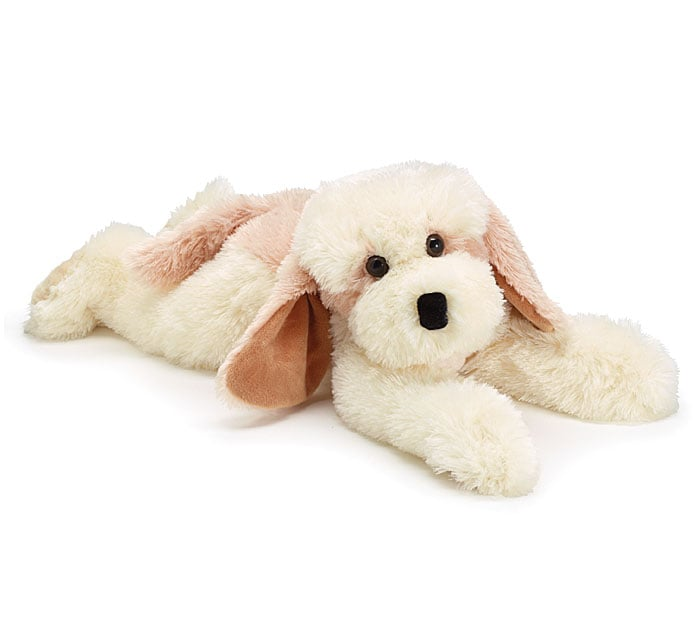 Plush Tan Puppy