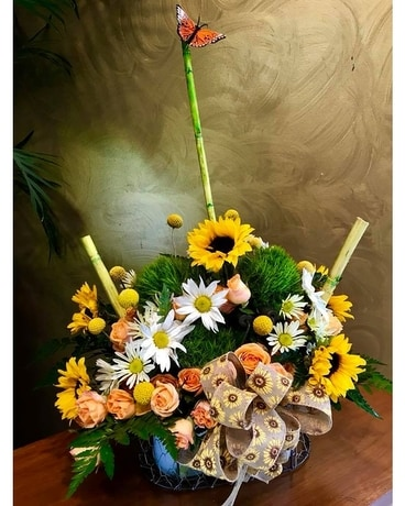 SUNFLOWER DAISIES Custom product