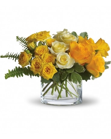 The Sun'll Come Out By Teleflora Flower Arrangement