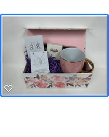 P.S. I Love You Gift Basket Gift Basket
