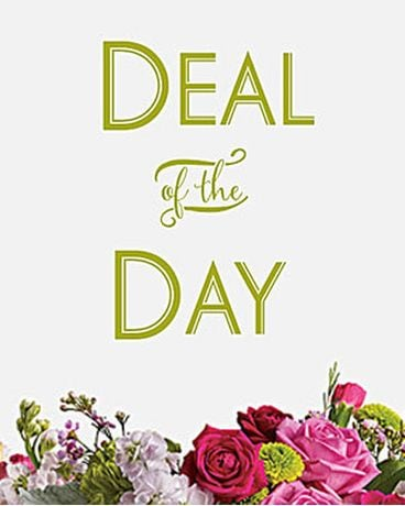 Best Choice Daily Deal Flower Arrangement