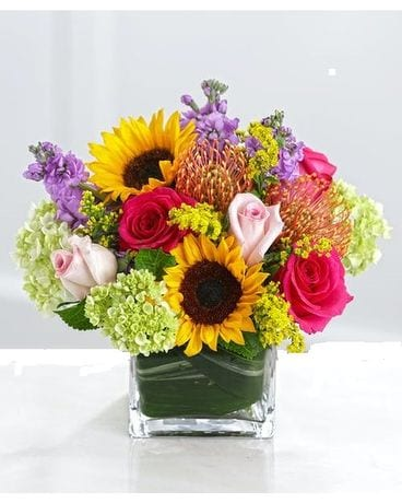Countryside Medley Flower Arrangement