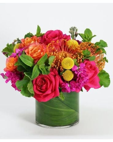 Free Spirit Flower Arrangement