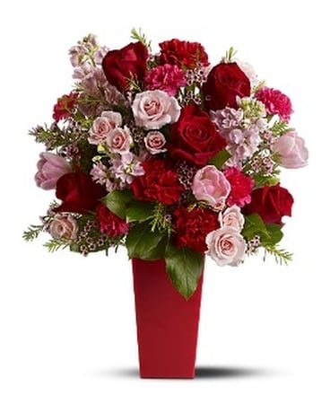 Fairy Tale Romance Flower Arrangement