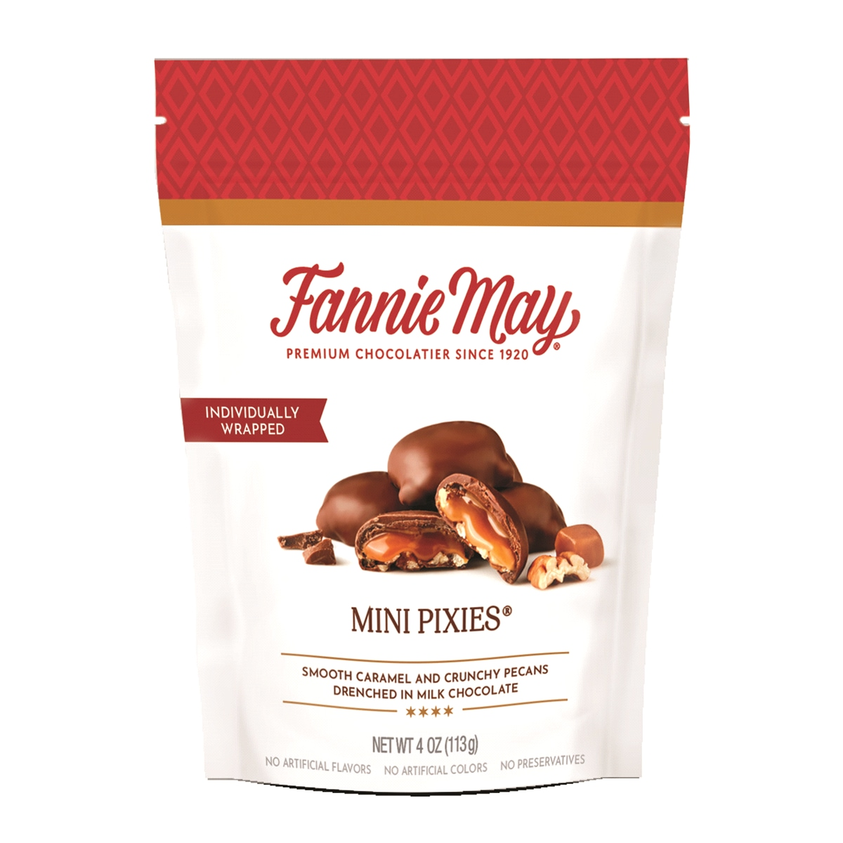 Fannie May Snack Bag