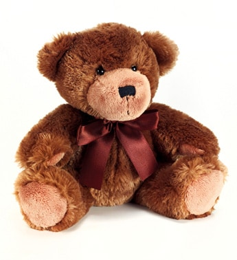 Chocolate Brown Bear (SMALL)