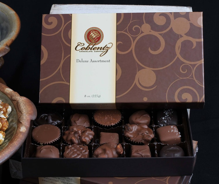 * Coblentz Chocolates - Deluxe Assortment (Locally Made)