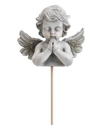 Praying Cherub Pick