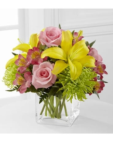 Brighter Days Flower Arrangement