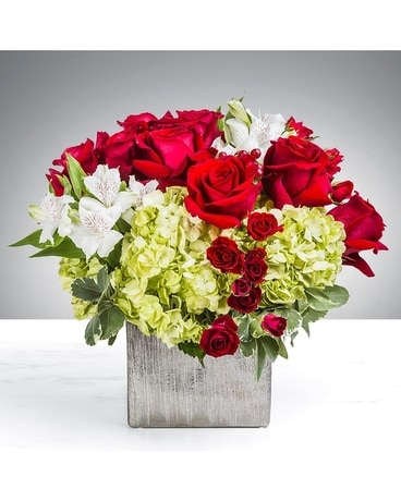 Good Tidings Flower Arrangement