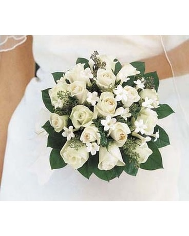 Bridal Bouquet Flower Arrangement