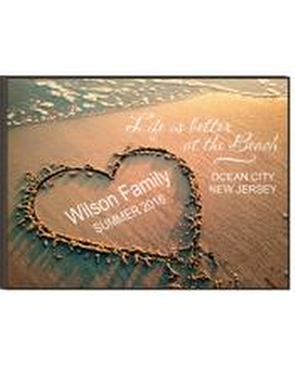 Engraved Beach Plaque Gifts