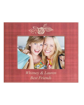 Photo frame - personally engraved