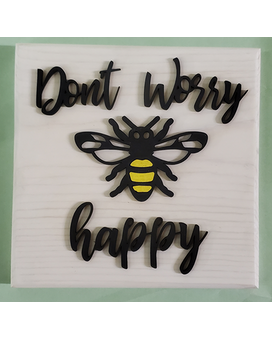 Take & Make BEE Sign Gifts