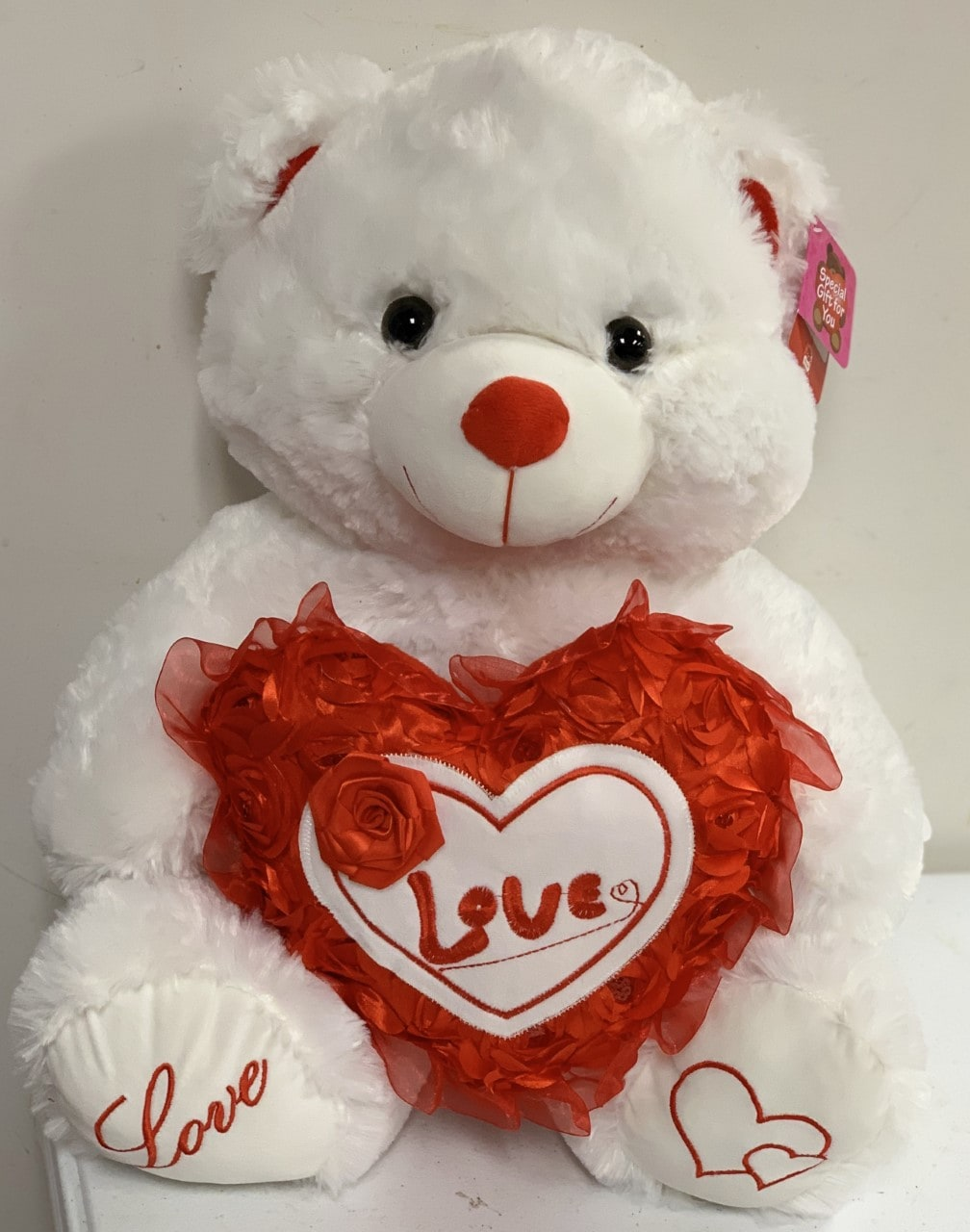 Stuffed Bear (15 inches)